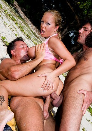 Double Pussy Penetration Pictures